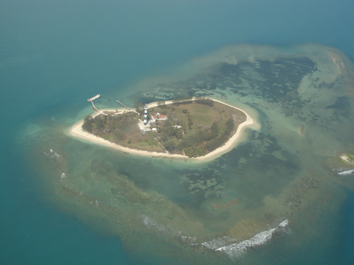 Isla de Salmedina