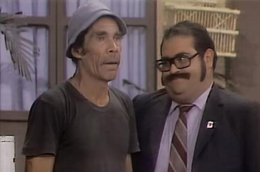Don Ramón y el señor Barriga