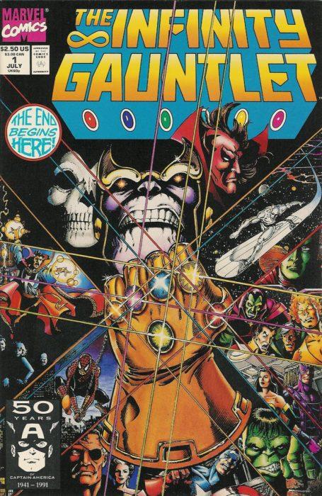 Infinity Gauntlet(1991)