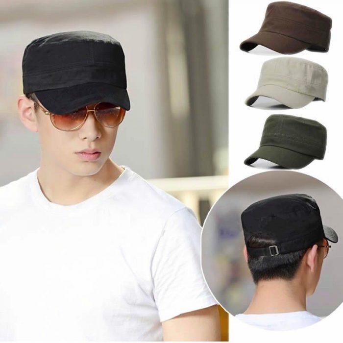 tipo de gorra militar