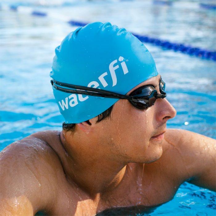 tipo de gorra nadador