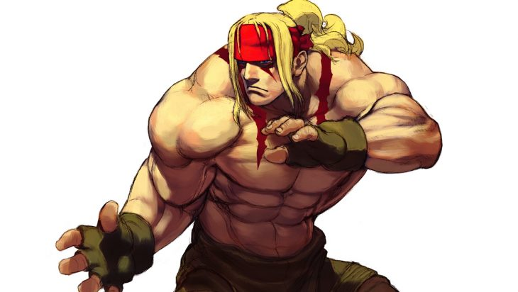 Street Fighter alex