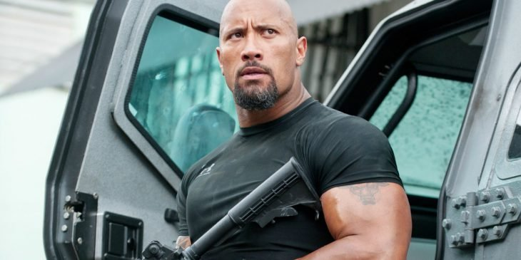 "Dwayne ""La Roca"" Johnson"