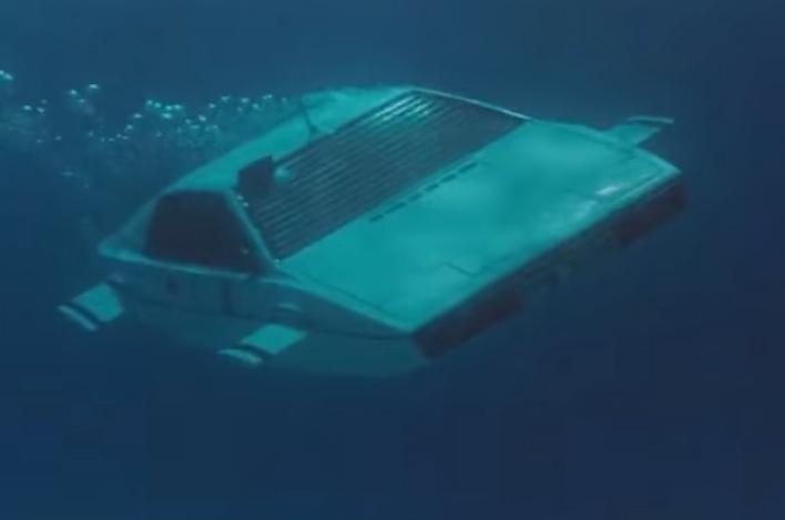 Vehículo submarino