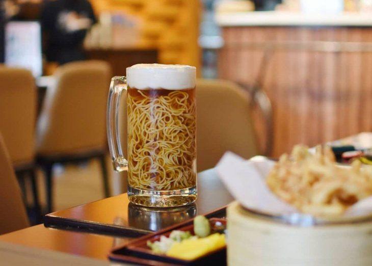Cerveza ramen