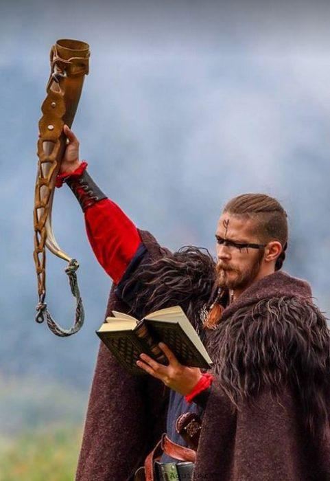 gothi de boda vikinga