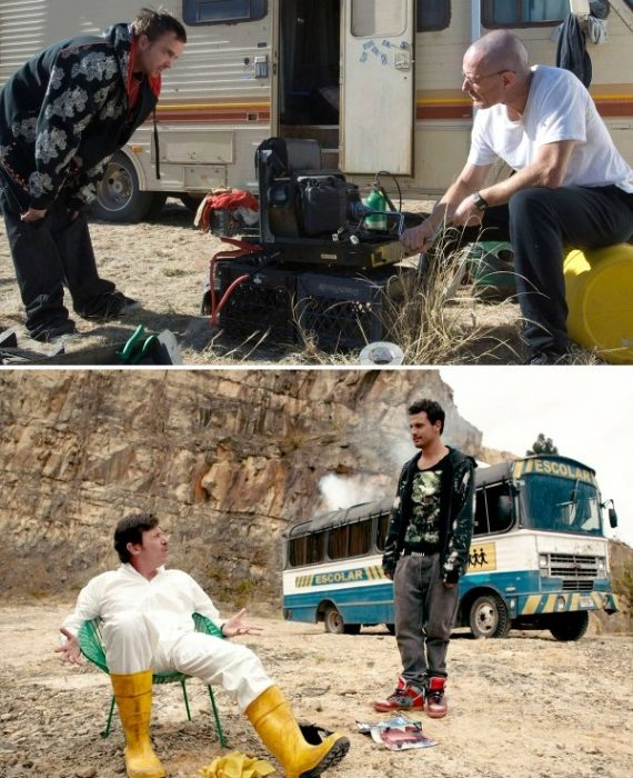 Breaking Bad colombia