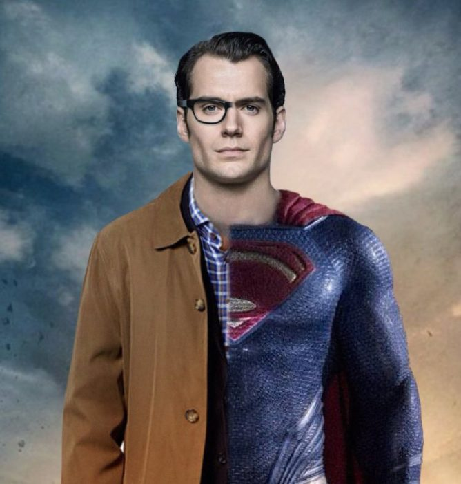 superman clark kent