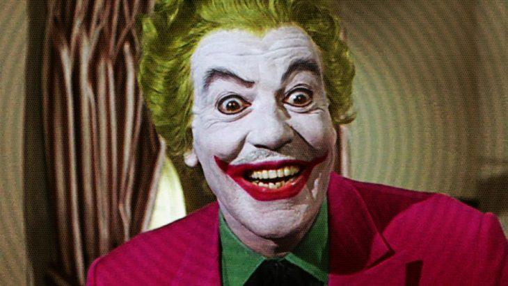 Cesar Romero como el Joker