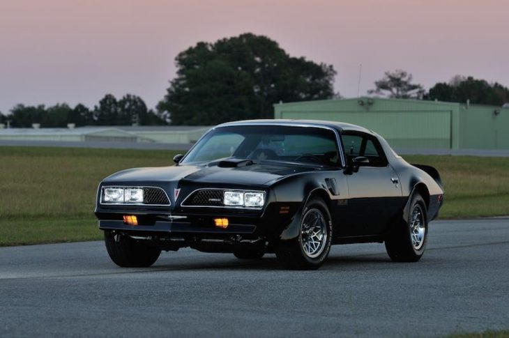 1978 Pontiac Trans Am, ex-Burt Reynolds