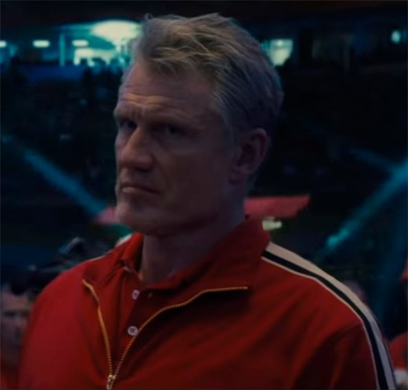 Ivan Drago en Creed II