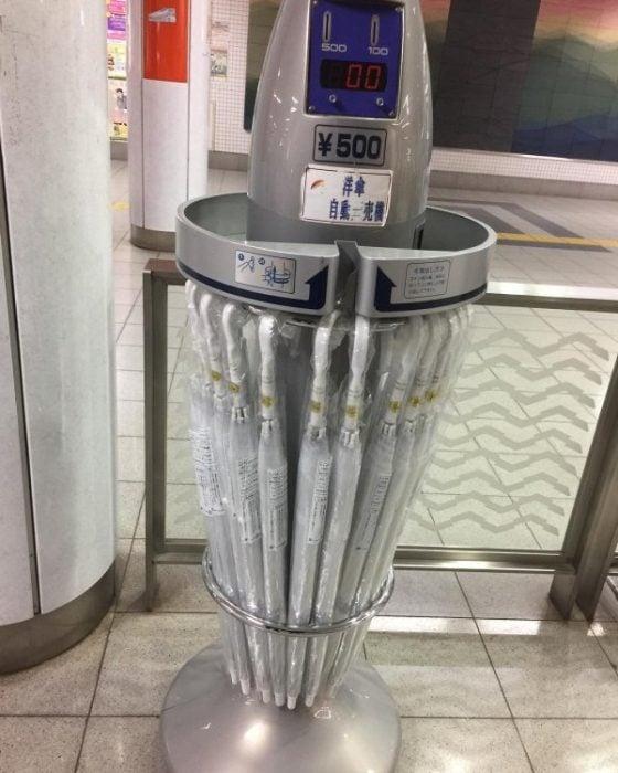 Japón paraguas