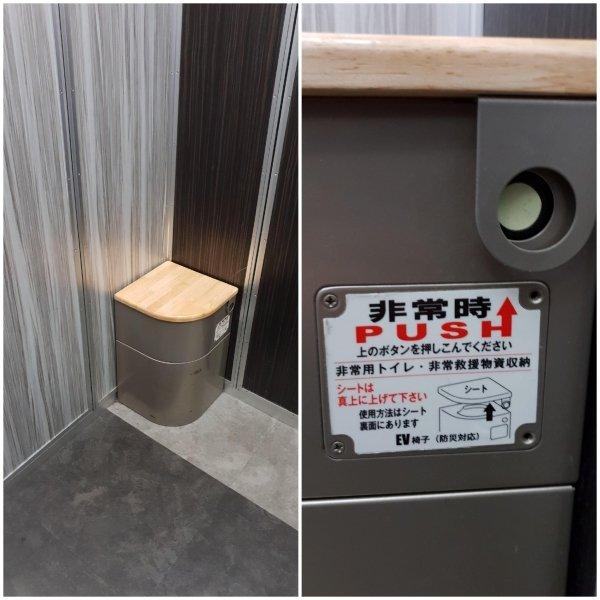Japón elevador