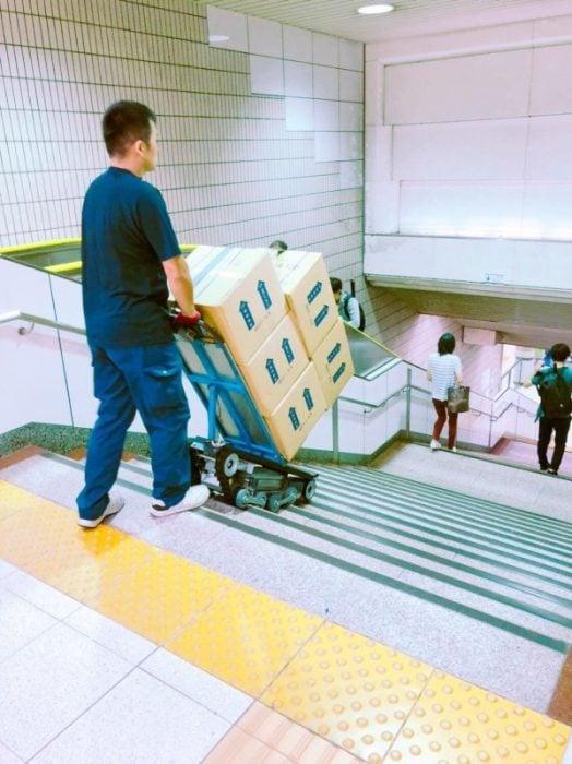 Japón carrito