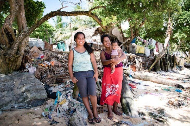 Ciudadanos de Kiribati