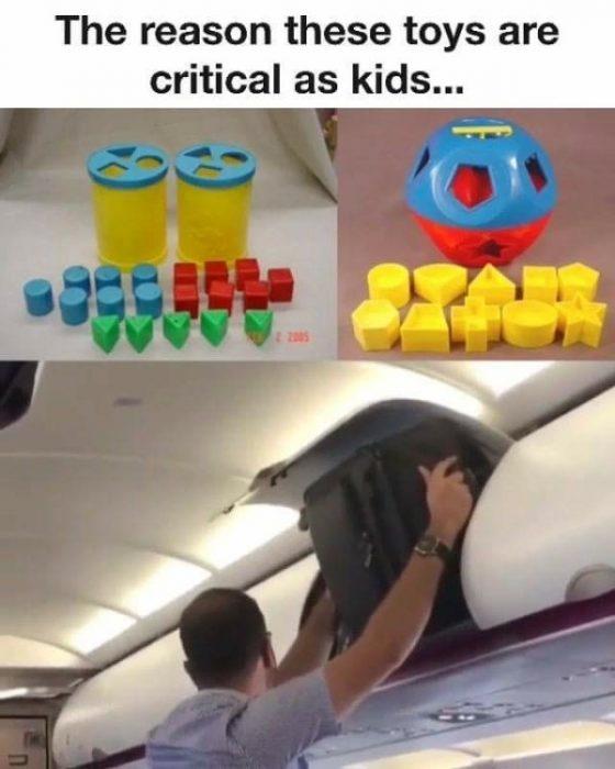 Personas tontas maleta