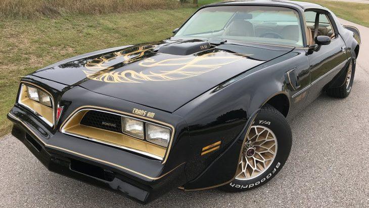 Pontiac Trans Am 1977