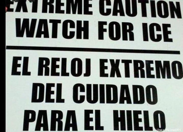 Malas traducciones