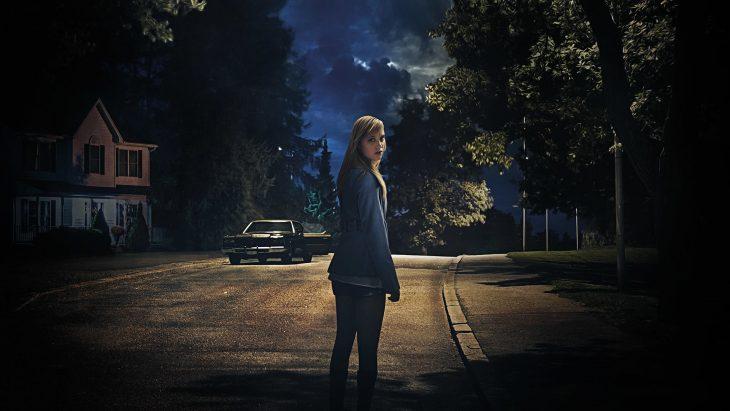 Está detrás de ti (2014)