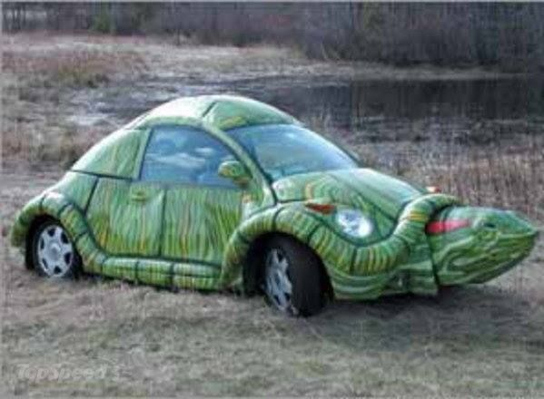 Autos ridículos