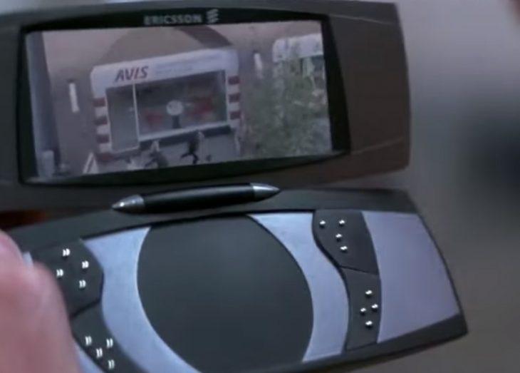 Control remoto de auto