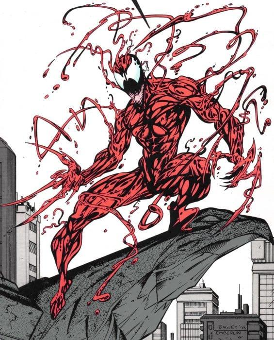 carnage comic