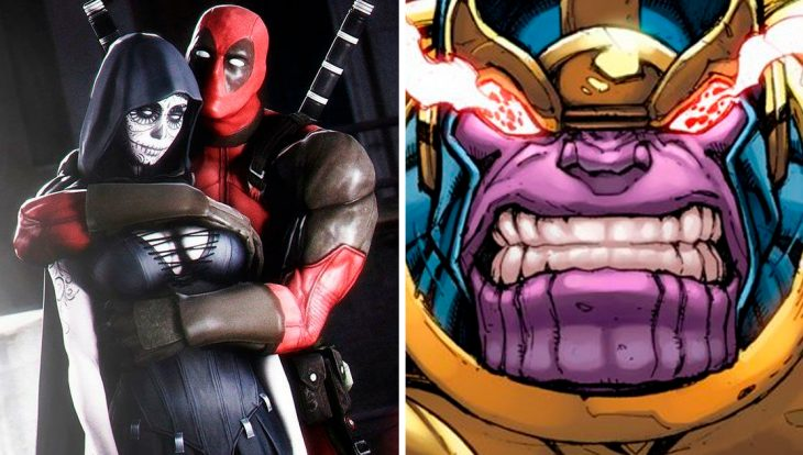 Thanos deadpool