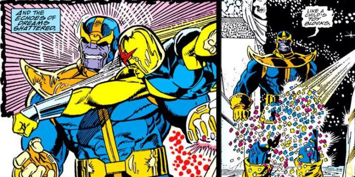 Thanos nova