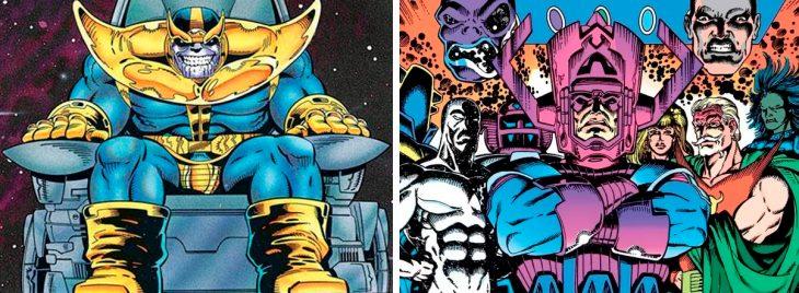 Thanos cosmicos