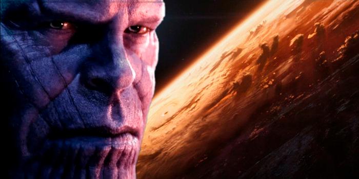 Thanos Titán