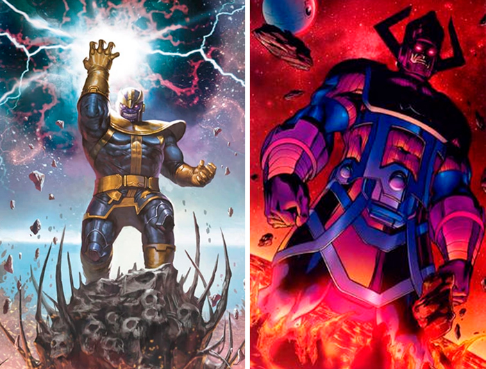 Thanos galactus
