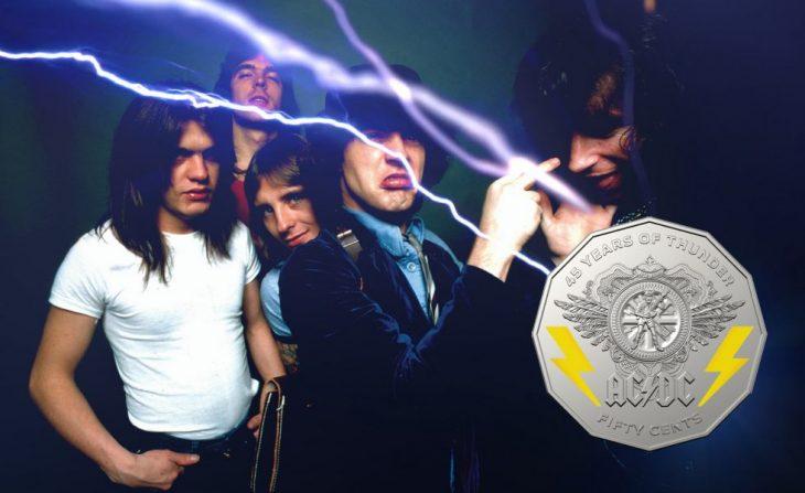 monedas de ac/dc