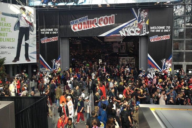 Comic Con NY