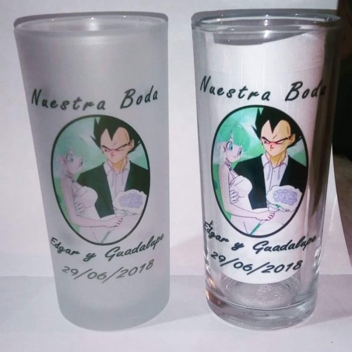 regalos cursis dragon ball