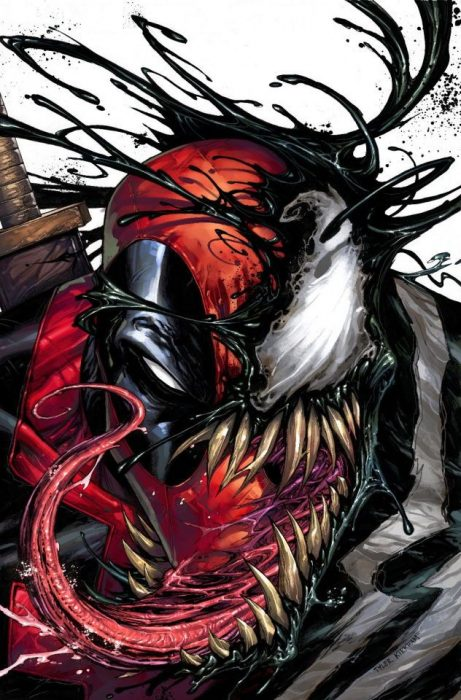 Venom en Deadpool