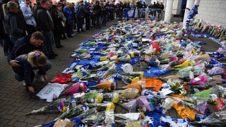 Luto en el Leicester