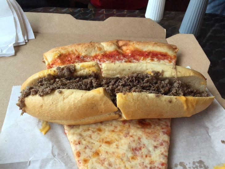 Taco Pizza Torta