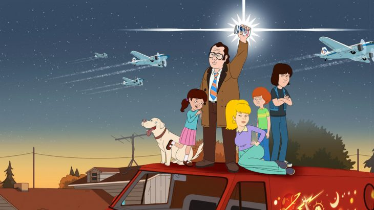 F is for Family: Temporada 3