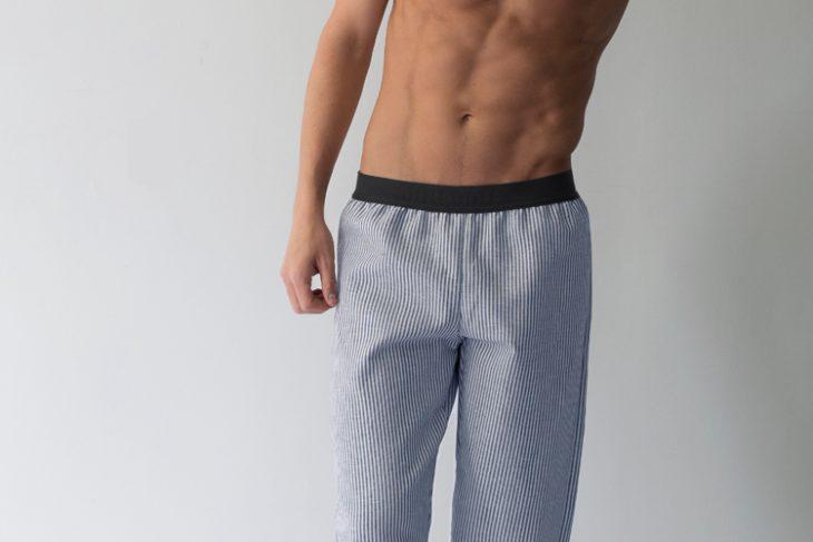 Pijama antigas