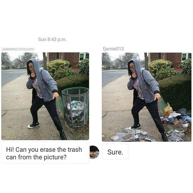 Photoshop basura
