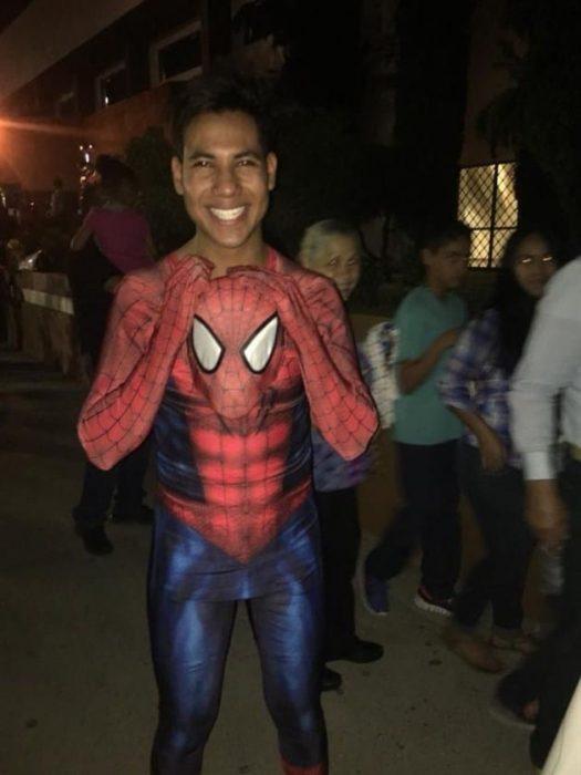 yahir salas romero spider man