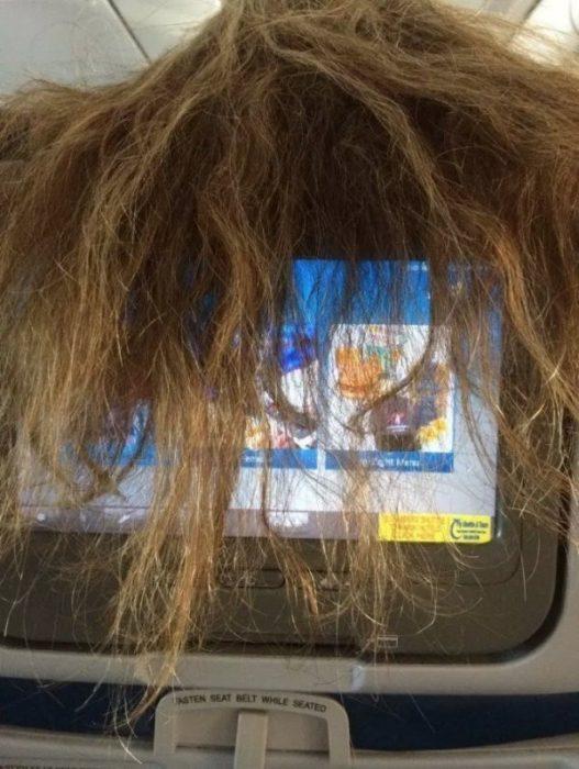 idiotas cabello