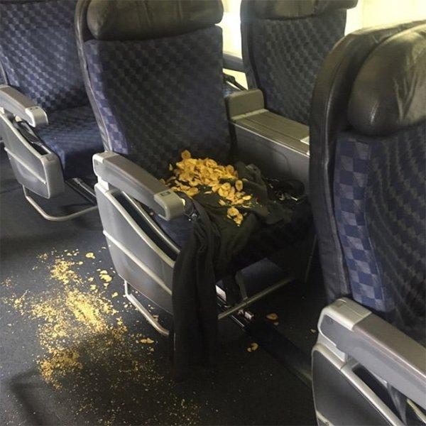 idiotas asiento