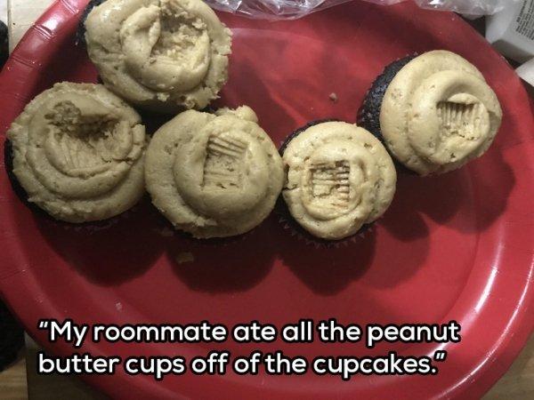 idiotas cupcakes