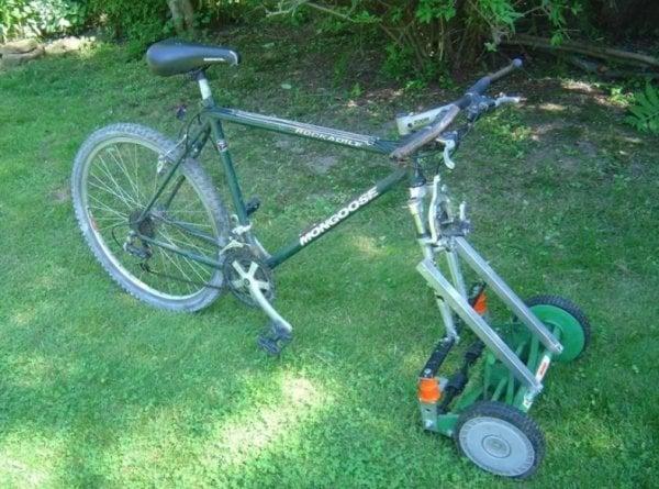 inventos inútiles bicipodadora