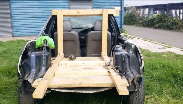 inventos inútiles camioneta