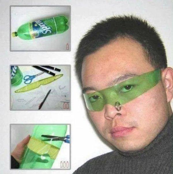 inventos inútiles lentes