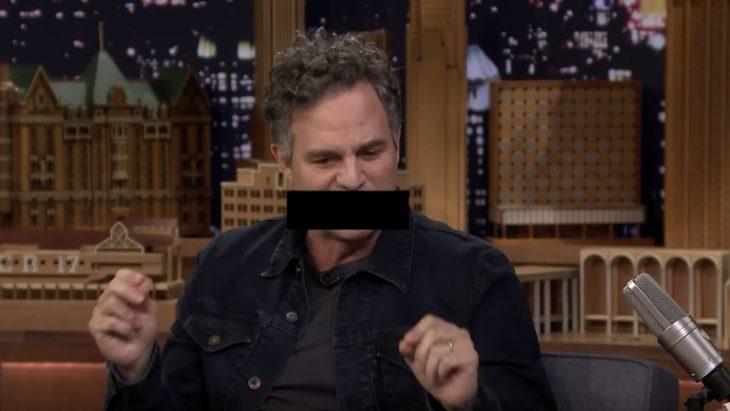 ruffalo censurado