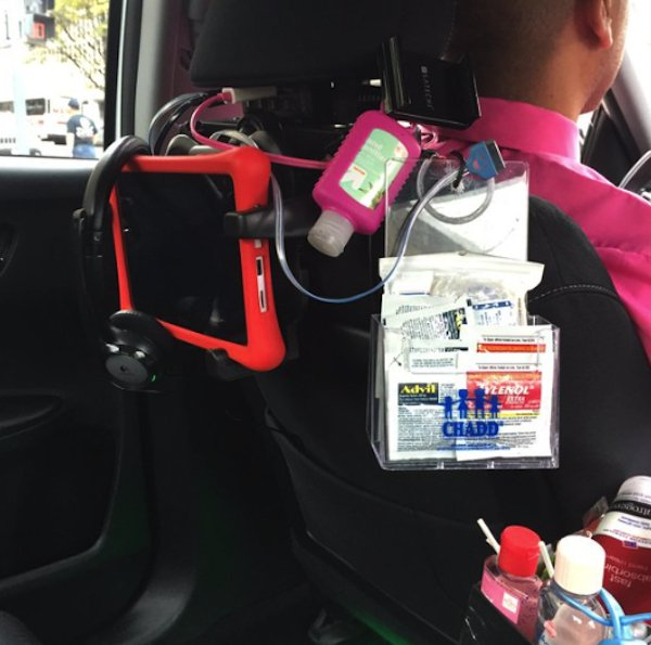 Conductores Uber pelicula