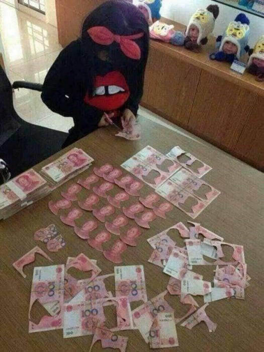 peor día billetes